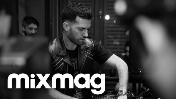 A-Trak - scratch DJ set at Mixmag Asia Sessions 2015-11-16