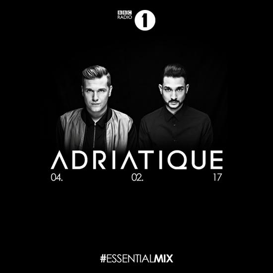 Adriatique - Essential Mix 2017-02-04