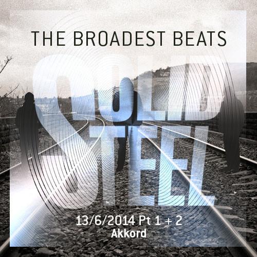 Akkord + DJ Vadim - Solid Steel Show 2014-06-13