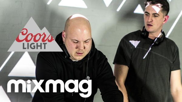 Alan Fitzpatrick B2B Skream in The Mixmag Lab London 2.0 2017-01-26