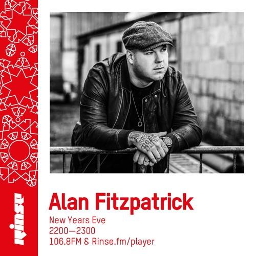 Alan Fitzpatrick on Rinse FM 2018-12-31