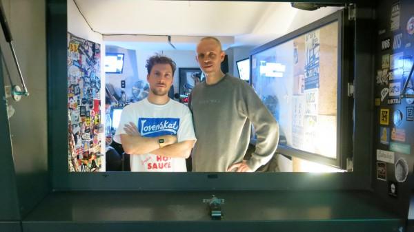 Alexander Nut & Benny Ill on NTS Radio 2015-11-15