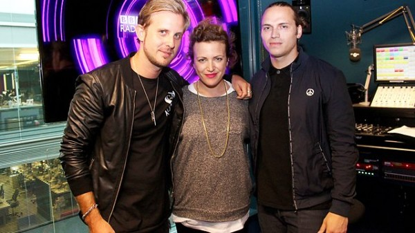 Annie Mac 2014-07-11 Sigma Special Delivery & Radio 1 in Ibiza 2014 Announcement
