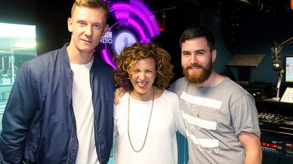 Annie Mac 2014-09-05 Bicep Special Delivery & The Magician Mini Mix