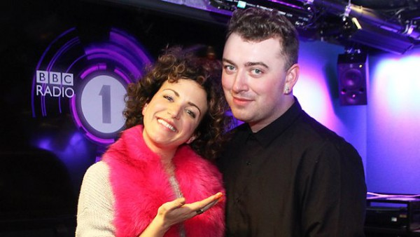 Annie Mac 2014-12-21 Grammy nominated Sam Smith Co Host