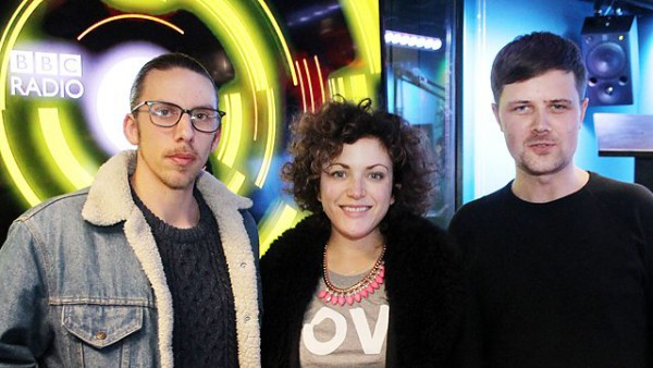 Annie Mac 2015-01-23 SpectraSoul Special Delivery & Shift K3y Mini Mix
