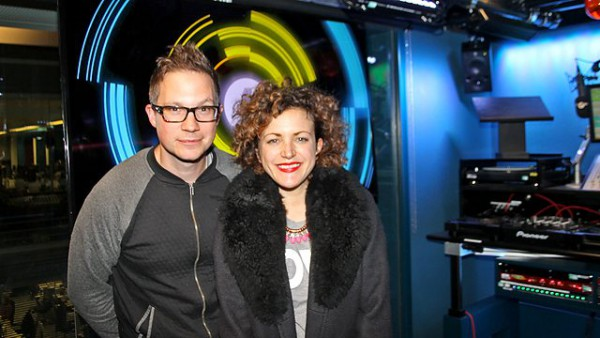 Annie Mac 2015-01-25 Jungle Bedtime Mix & Aqualung Snack Track Chat