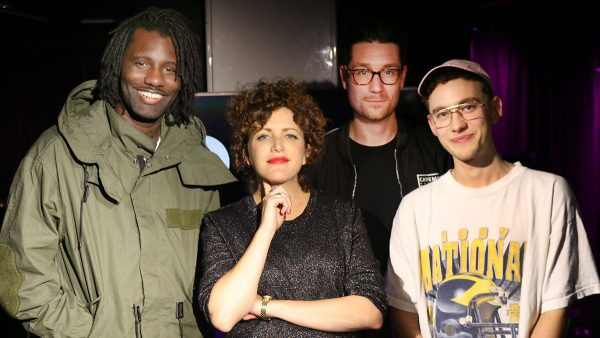 Annie Mac 2016-09-29 Mura Masa + A$AP Rocky + The Exchange