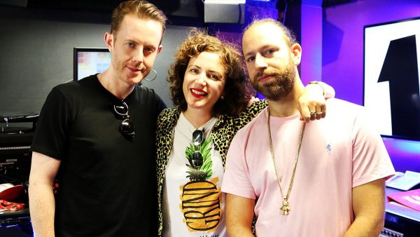 Annie Mac 2017-07-13 Chase & Status have an album coming