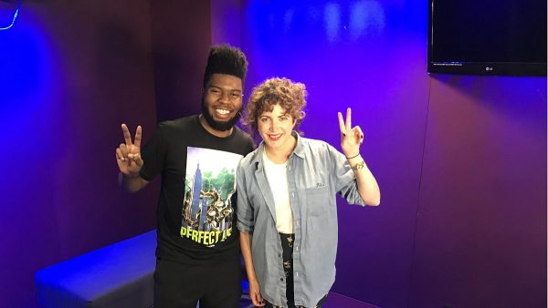 Annie Mac 2018-01-09 Dream Wife Live Gig + Sound of 2018 #4: Khalid
