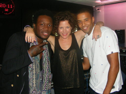 Annie Mac Mashup 2011-08-19 Benga and Youngman