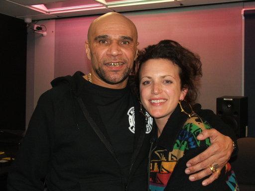 Annie Mac Mashup 2011-12-09 with Goldie