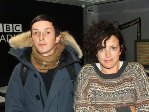 Annie Mac Mashup 2012-02-03 with Magnetic Man, Scuba and TEED