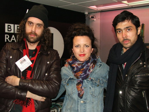 Annie Mac Mashup 2012-02-10 with Justice