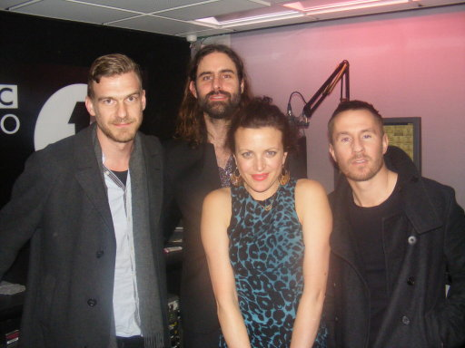 Annie Mac Mashup 2012-03-09 Miike Snow Special Delivery