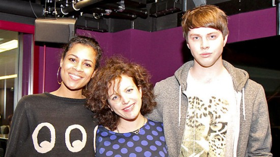Annie Mac Mashup 2013-01-03 Special Delivery from AlunaGeorge and Madeon Mini Mix