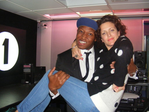 Annie Mac and Joker 2011-10-14