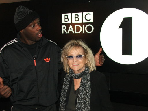 Annie Nightingale 2011-11-18 Lethal Bizzle's Music That Made Me