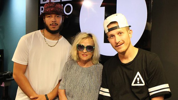 Annie Nightingale 2014-09-03 with Flosstradamus - special Quest Mix