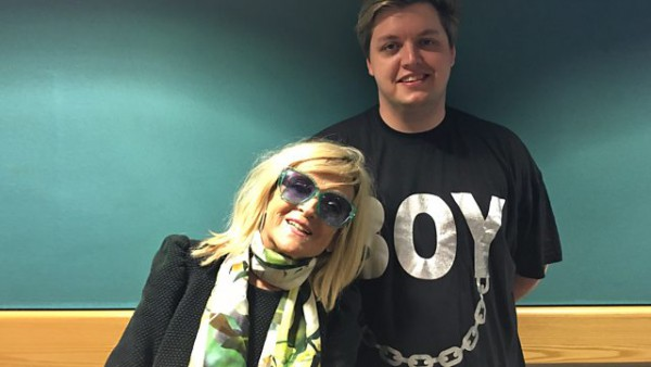 Annie Nightingale 2015-12-09 with Flux Pavillion and Marshmello