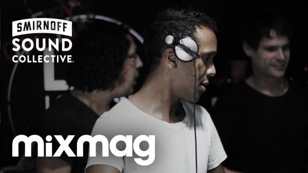 Apollonia live at Mixmag DJ Lab, London 2015-12-17 Christmas Special
