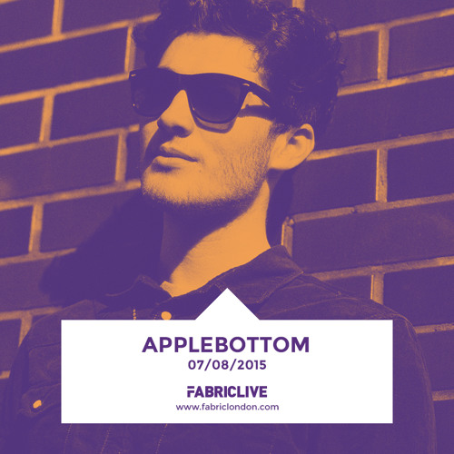 Applebottom and his FABRICLIVE x Monki & Friends Mix 2015-07-22