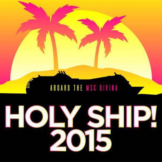 Armand Van Helden B2B Disclosure - Holy Ship 2015 Festival 2015-01-04