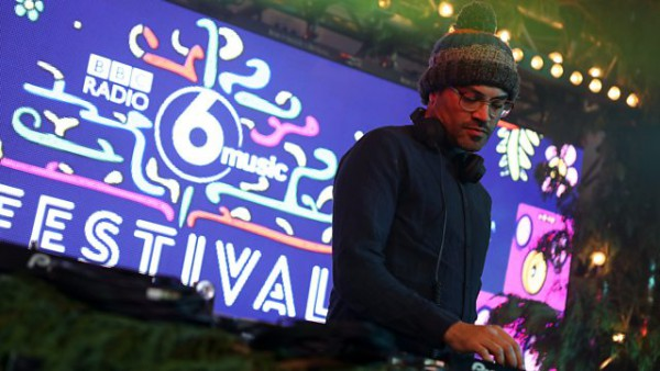 Auntie Flo live at The 6 Music Festival 2016-02-15