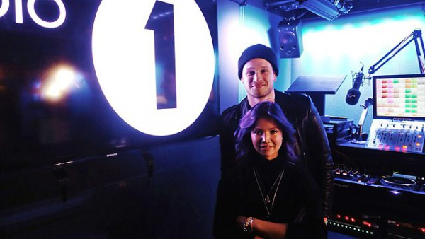 B.Traits 2015-03-07 Mixfluence from Guy Gerber + Futuresonic Mix from South London Ordnance