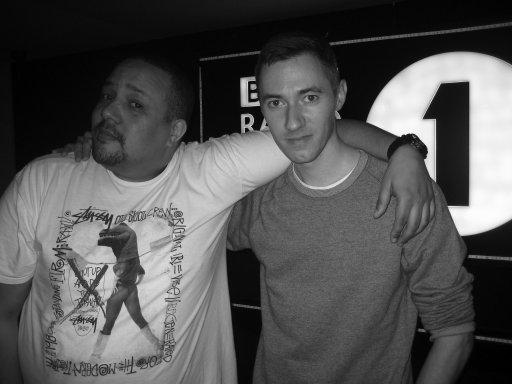 BBC Radio 1 Benji B Exploring future beats 2012-05-24 D-Bridge live in the studio