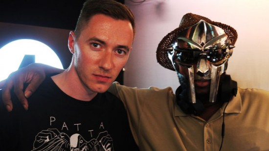 BBC Radio 1 Benji B Exploring future beats 2012-09-06 MF Doom Takeover