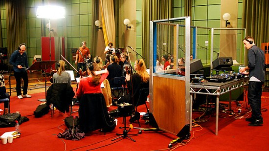 BBC Radio 1 Benji B Exploring future beats 2013-01-02 Benji and the string ensemble