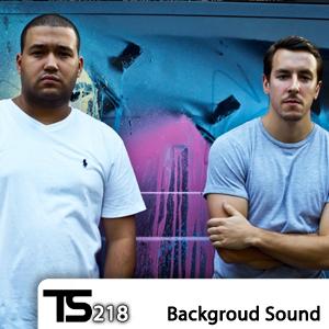 Background Sound - Tsugi Podcast 218