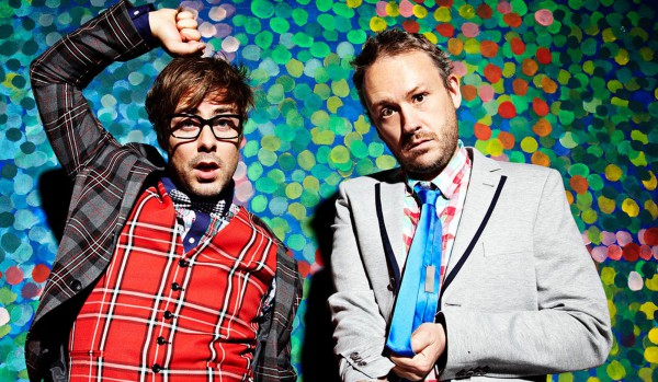 Basement Jaxx - 1Live Rocker 2014-08-24