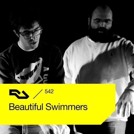 Beautiful Swimmers - Resident Advisor podcast #542 2016-10-17