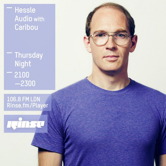 Ben UFO and Caribou - Hessle Audio show on Rinse FM 2015-11-19