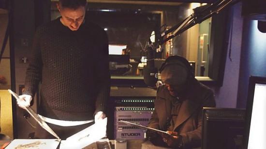 Benji B Exploring future beats 2013-11-14 Madlib in the studio + hour-long DJ mix