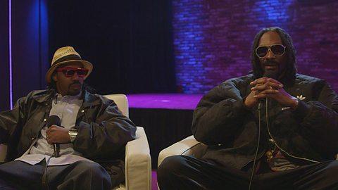 Benji B Exploring future beats 2013-12-05 with Snoop Dogg and Dam Funk