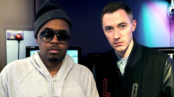 Benji B Exploring future beats 2014-04-10 Nas in 3 Records