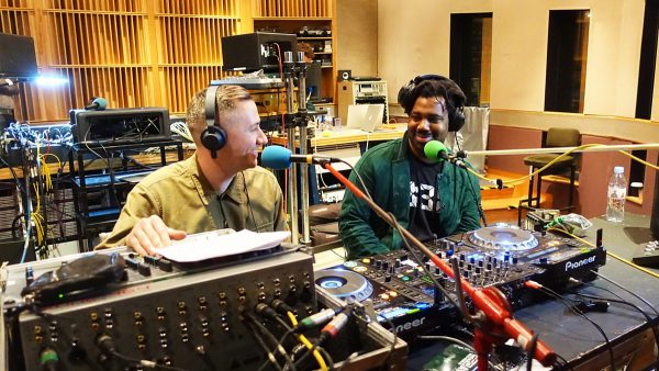 Benji B Exploring future beats 2017-03-09 Sampha co-host from Maida Vale