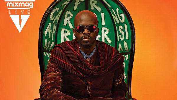 Black Coffee from Mixmag Live London 2015-07-11
