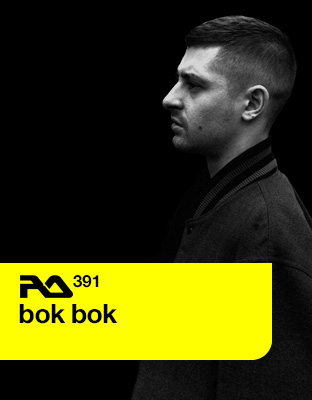 Bok Bok – Resident Advisor podcast #391