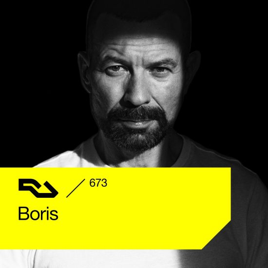 Boris - Resident Advisor podcast #673 2019-04-22