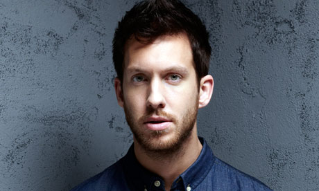 Calvin Harris live at BBC Radio 1 Big Weekend, Londonderry 2013-05-24