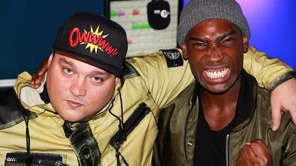 Charlie Sloth 2014-01-25 Fire in the Booth from Tinie Tempah