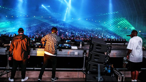 Chase & Status and Cirez D - Essential Mix 2016-09-03 live at Creamfields