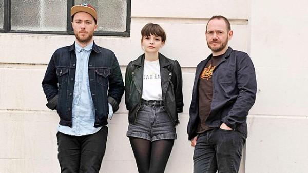 Chvrches - My Playlister on Radio 1 2014-01-29