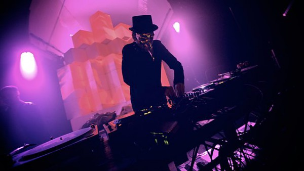 Claptone - 1Live DJ Session 2015-12-06