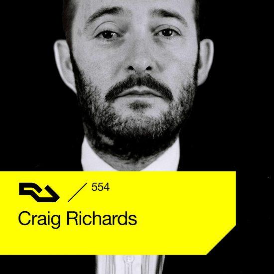Craig Richards - Resident Advisor podcast #554 2017-01-09