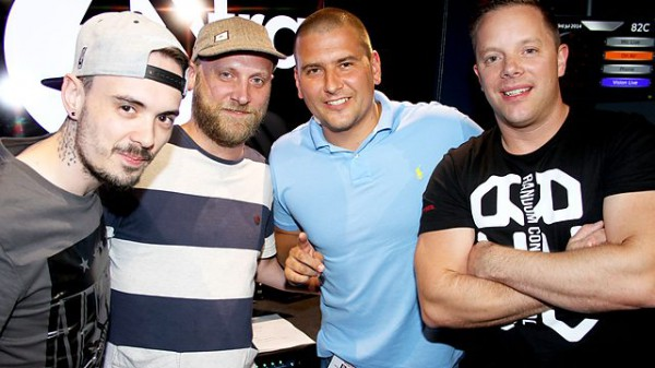 Crissy Criss - 1Xtra D&B Show 2014-07-23 Fresh Talent Special Part 2 - MBlaze, Blacklay, Gary K, Nu Elementz and Harry Bizzle